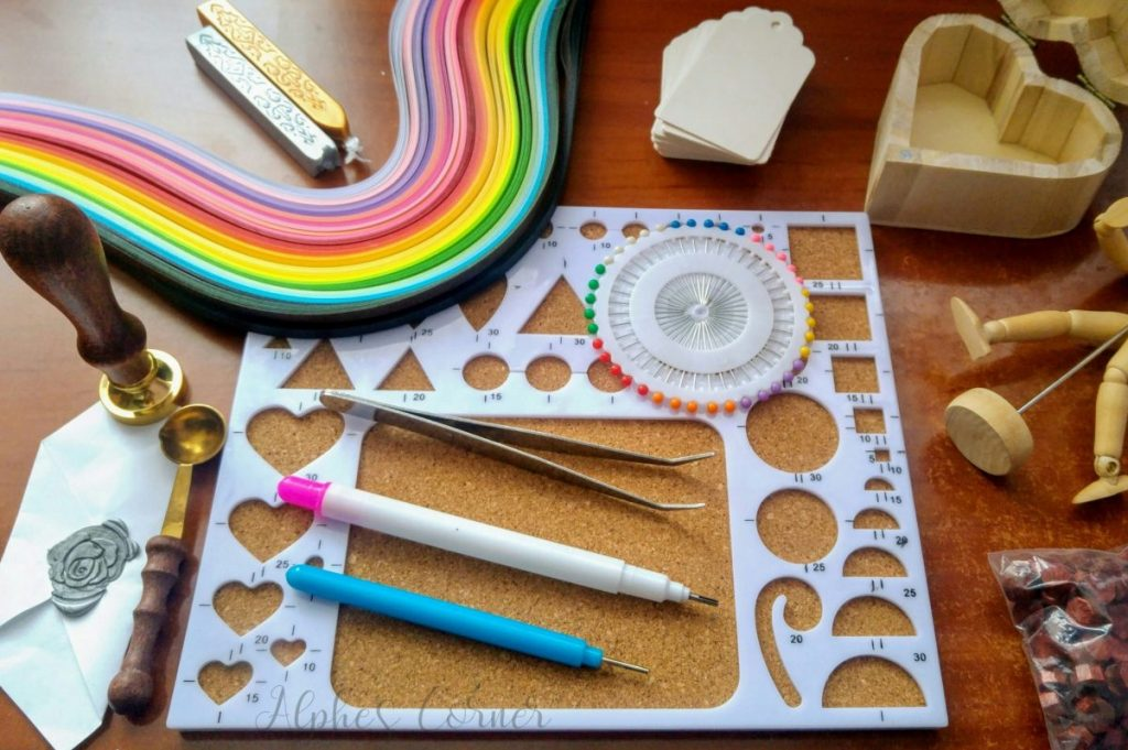 Store Craft Supplies
