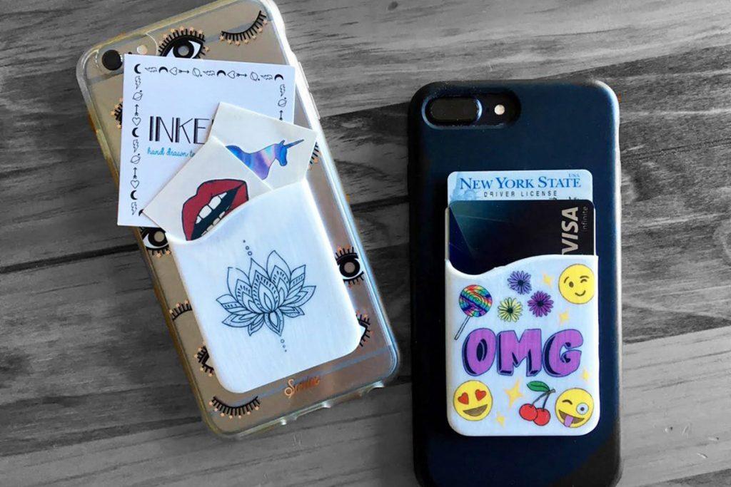 DIY Card Holder Phone Case